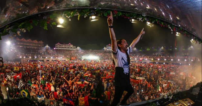 Watch Steve Aoki In New Episode 'On The Road Tomorrowland' [VIDEO]