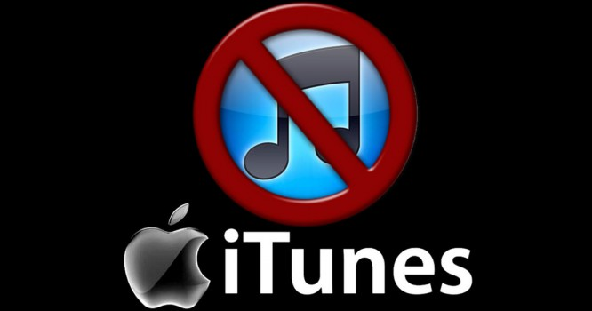 UK High Court Enacts New Copyright Law That Makes iTunes Illegal
