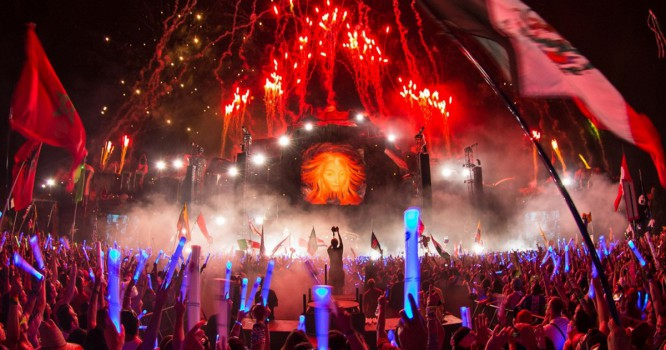 Get Amped For TomorrowWorld With This Exclusive Mix