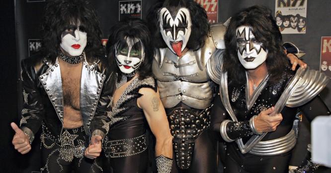 Frontman Of Legendary Rock Band Kiss Gets An EDM Remix