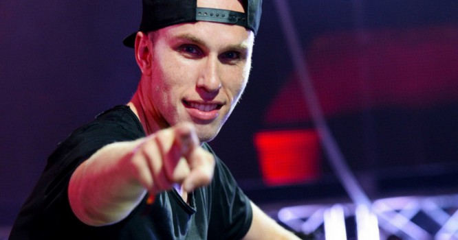 Check Out Nicky Romero's Very Own Video Game [VIDEO]