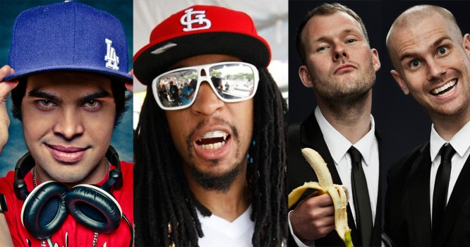 Datsik, Lil Jon, Dada Life, Morgan Page & More Top Huge US Lineup