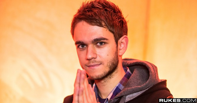 Zedd Designs New Electric Family Bracelet, Gives Proceeds To Charity