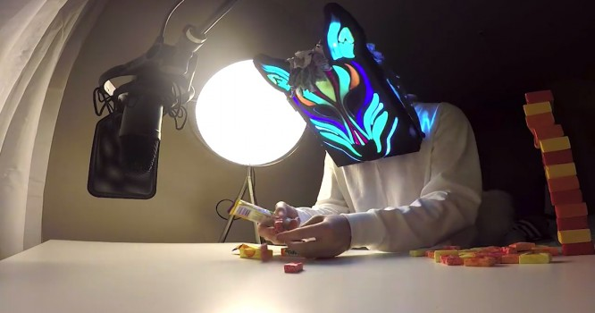 Watch This Producer Make A Track Using Nothing But Candy [VIDEO]