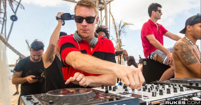 Diplo Drops New 2-Hour Mix Featuring Dillon Francis, Zeds Dead & More
