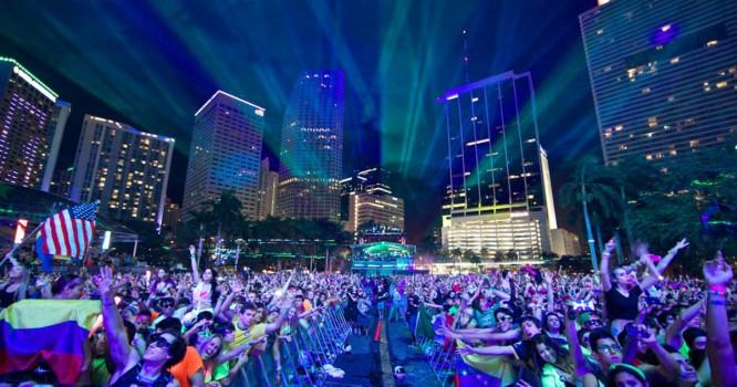 10 Of EDM's Best Inner-City Music Festivals