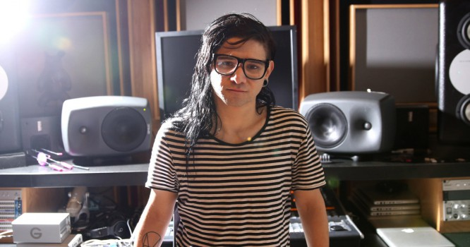 Check Out The Latest Skrillex Selects Playlist