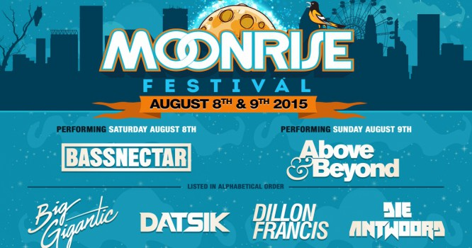 Moonrise Festival 2015 Proved To Be A Leading Force On The East Coast