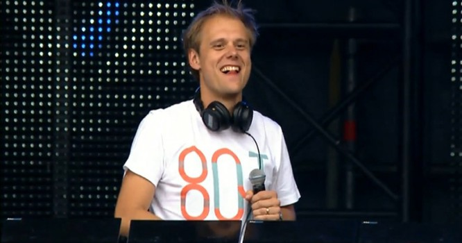 Armin Talks How He Overcame The Haters To Launch Radio Show [VIDEO]