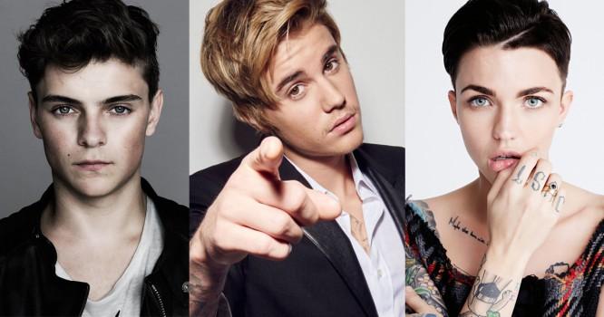 Justin Bieber Recruits Martin Garrix, Ruby Rose & More For New Single