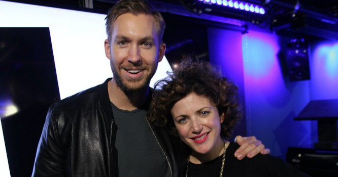 Calvin Harris Gives Rare Interview, Shares Theory On Today's EDM