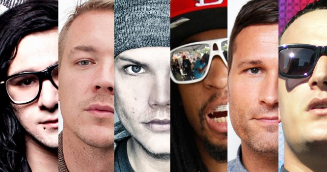 Skrillex, Avicii, Lil Jon & More Are Throwing A Halloween Party