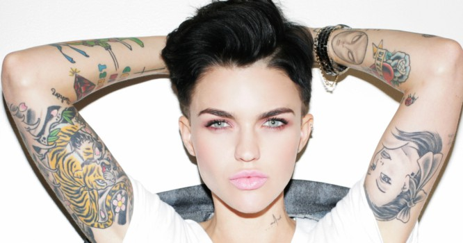 Ruby Rose Starts An Official Online DJ Tour Diary