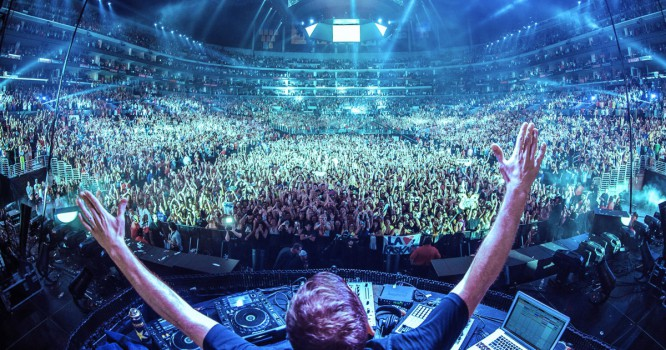 See What DJs Are The Highest-Paid EDM Acts In The World