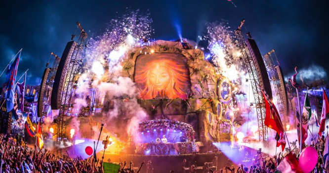 Mother Nature Is Planning An Epic Finale For This Year's TomorrowWorld