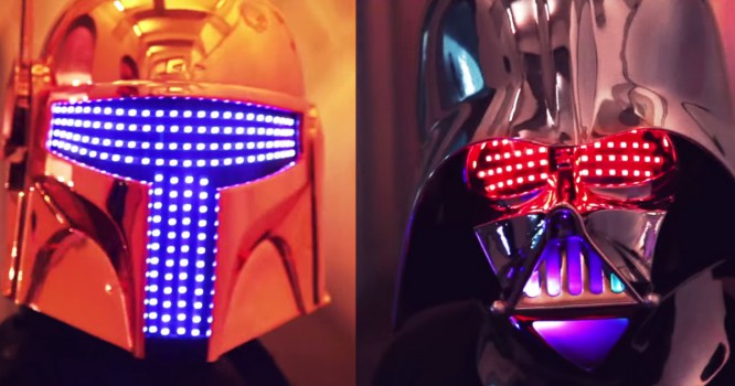 Daft Punk Meets Star Wars In This Epic Must-See Short Film [WATCH]