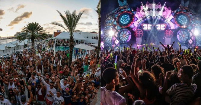 Afrojack, Nervo, Chuckie & More Are Taking Over A Tropical Island