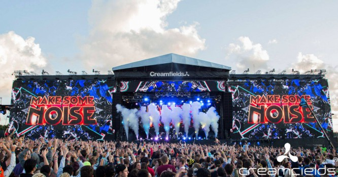 Watch Armin Van Buuren & Many More From Day 1 Of Creamfields [STREAM]