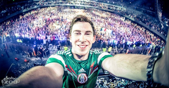 Hardwell Attempts To Break Another World Record For Charity