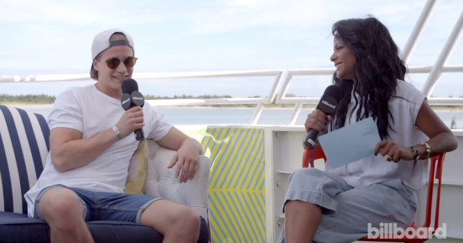 Kygo Talks Dream Collabs & Pre-Show Rituals With Christina Milian [VIDEO]