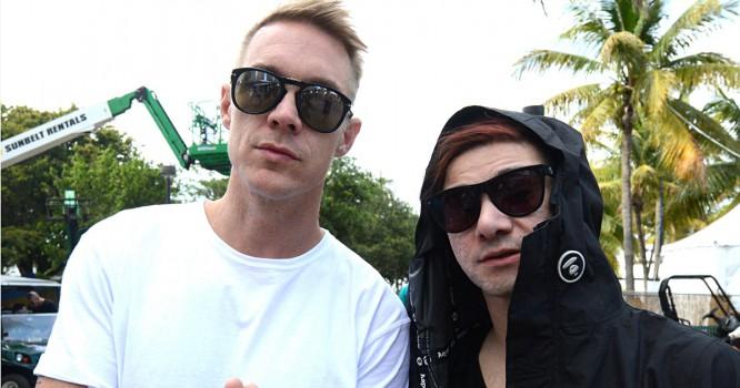 Diplo Leaks Surprise Major Lazer & Jack U Sets At Burning Man