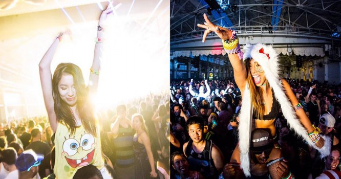 New App Is Bringing Deals On Raver-Curated Festival Gear & Clothing