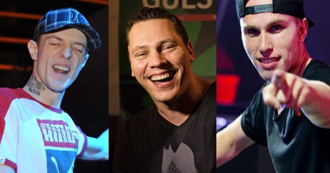 Deadmau5, Tiesto, Nicky Romero & More Top FreakNight Fest Lineup