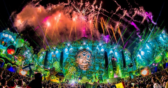 TomorrowWorld Unveils Official 2015 Trailer And 9 Spectacular Stages