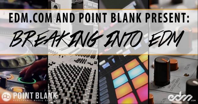 Point Blank Presents: Breaking Into EDM [Ep. 001 - Terravita]