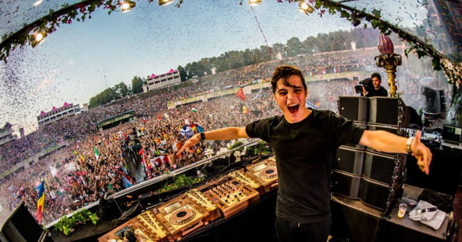 Martin Garrix Curates & Releases 50 Track Playlist For TomorrowWorld