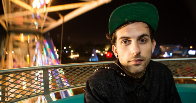 Borgore Releases New Track 'Forbes' Featuring G-Eazy