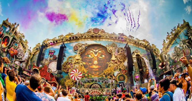 TomorrowWorld Reveals New Exclusive Mix & Set Times For 2015 Fest