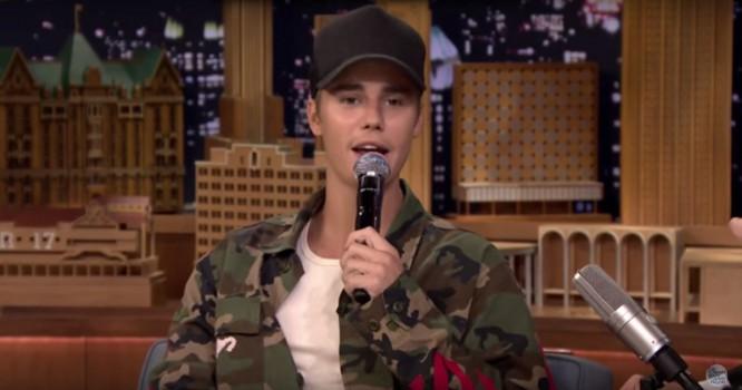 Bieber Sings Country Version Of Jack U Song, Has Epic Drum-off [VIDEO]