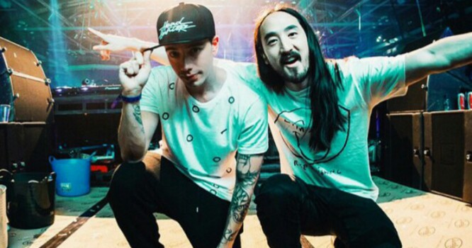 Headhunterz & Steve Aoki Drop Preview For Upcoming Collab