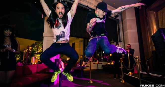 You'll Soon Be Able To Play Steve Aoki In New Ninja Video Game