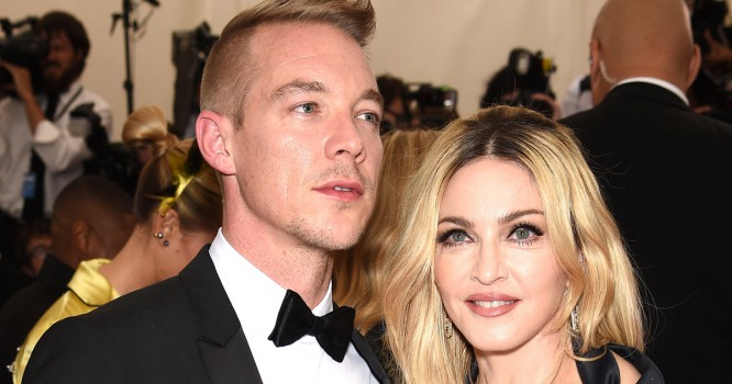 Diplo & Madonna Join Arcade Fire Frontman On Stage For B2B Set [VIDEO]