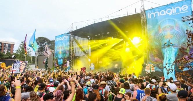 Imagine Music Festival Set A New Standard For Inner City Festivals