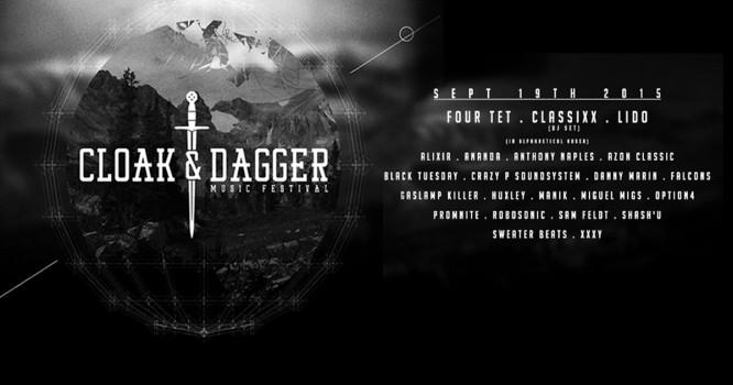 Win a Ticket & Merch Bundle to Denver's Cloak & Dagger Festival!