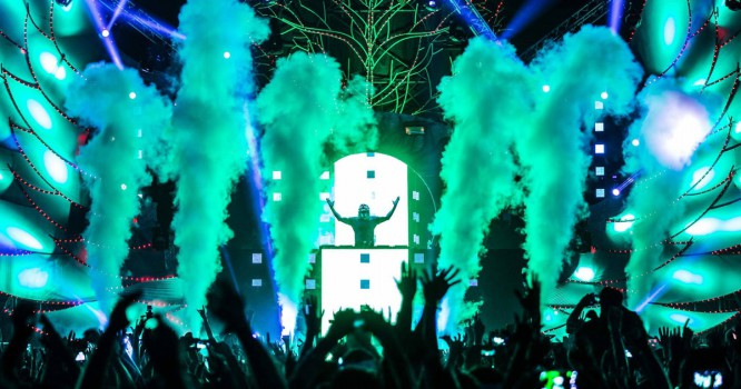 Enchanted Valley Carnival Announces 2015 Headliners For Biggest Fest Yet
