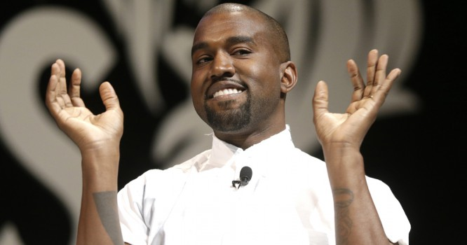Kanye West Dabbles In House Music On New Track 'Fade'