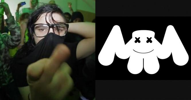 Skrillex, Marshmello & More To Headline Pier Of Fear On Halloween