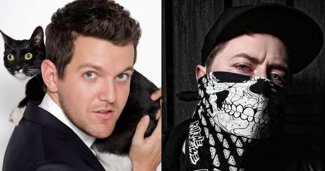Kill The Noise & Dillon Francis Officially Release Epic Dolphin Collab