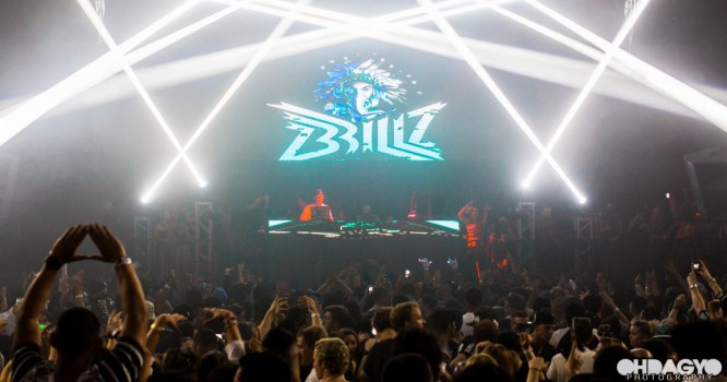 Brillz Is Teaming Up With Party Favor, Jackal & 10 More For HUGE Tour
