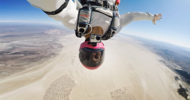Experience Burning Man From A True Adventurist's Point Of View [VIDEO]
