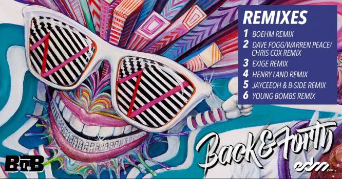 Bridging Hip-Hop & EDM: How 9 Artists Tackled B.O.B.'s Hit 'Back & Forth'