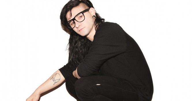 Skrillex Previews Brand New Track During London Performance [VIDEO]
