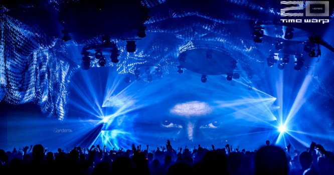 Legendary Time Warp Festival Reveals Phase One Lineup & Stage Design [VIDEO]