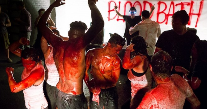 Blood Rave With The Crystal Method Is Coming To Comic Con [VIDEO]