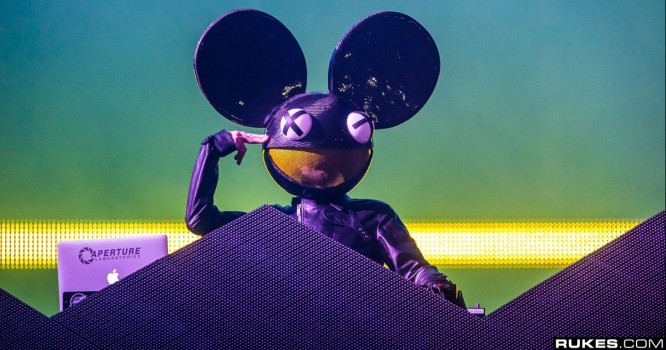 Deadmau5 Teams Up With Nonprofit Organization For Historic Fundraiser