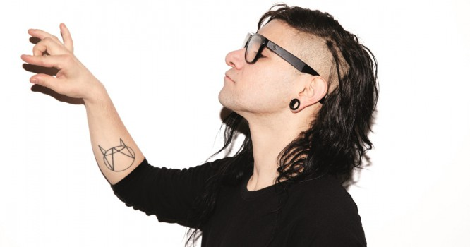 Skrillex Drops Hip-Hop Collab With The Game